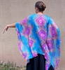 Wearable and Decorative Fiber Art by New Mexico  Artist Linda Walters of Earthdreams