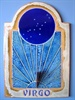 Sundials, garden pots, wall tiles, and other handmade ceramic pieces by Stuart Mills