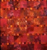 Hand Dyed Silk Organza Wall Pieces and Cotton Quilts by Albuquerque New Mexico Fiber Artist Renee Brainard Gentz