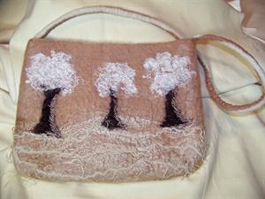 Winter Trees Handbag