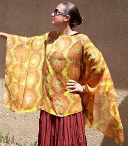 Silk Tunic