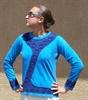 Embellished knit Tshirt