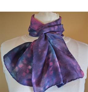 Silk/Wool Scarf
