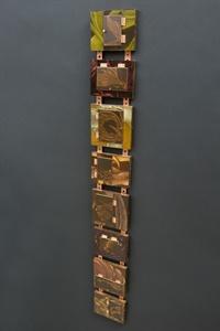 Eight Panel Wall-Hanging