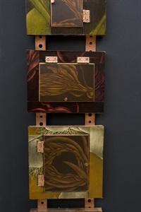 Eight Panel Wall-Hanging-Detail