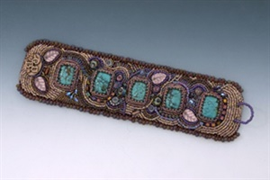 Turquoise Woman Cuff