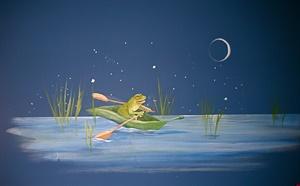 Froggie Oarsman
