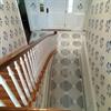 Checkerboard Front Hallway