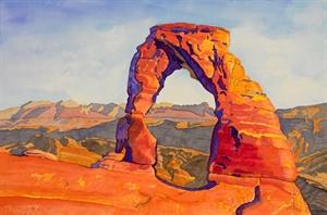 Delicate Arch, Utah's Logo
