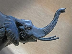 Animal and Carousel Bronzes