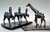 Horse Family & Mother Giraffe
