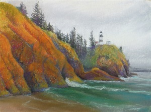 Cape Disappointment Cliffs