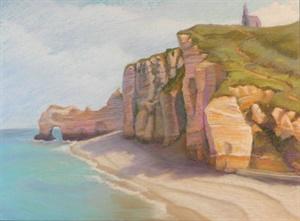 Cliffs at Entretat