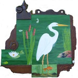 The Heron's Pond