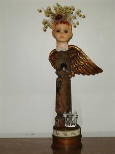 Rose Garden Angel