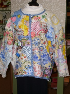 Tea Party Jacket