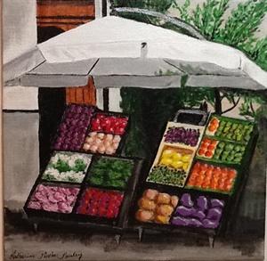 Market Day - Vegetables