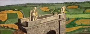 Porta Romana (1822)