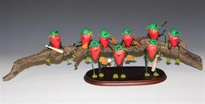 The Strawberry Fielders