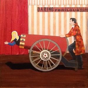 Hannah Joins the Circus: Human Cannonball