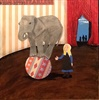 Hannah Joins the Circus: Elephant Trainer