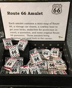 Route 66 Amulet Box