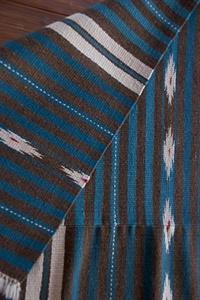 Detail of Mariposa Rio Grande Blanket