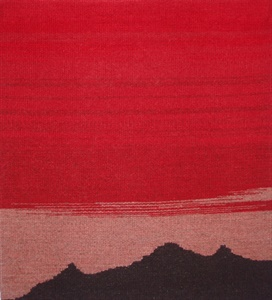 """""""RED MOUNTAIN SUNSET"""""""
