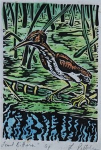 Relief Prints; Small Works
