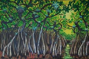 Mangrove Dancers