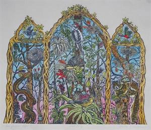 Everglades Triptych