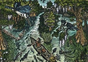 Canoeing the Ichetucknee