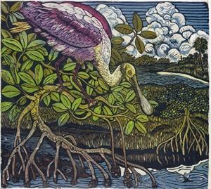Marsh Life I