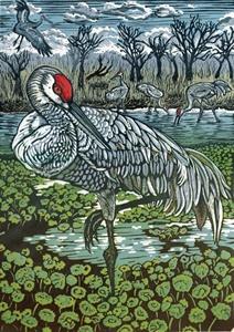 Prairie Crane