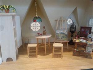 Art Studio at Rose Cottage
