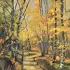 59-17 Spring Birches #2
