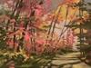 64-17 Spring Redbuds
