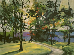 133-17 A Summer Path 2