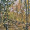 53-18 Spring Birches