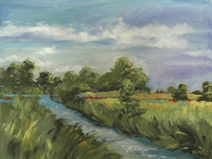 97-18  Meadow Stream