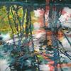 113-18  Shoreline Reflections