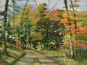 136-18  West Of Autumn