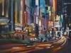 149-18  City At Night