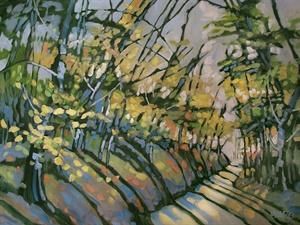 179-18  Woodsy Path #2