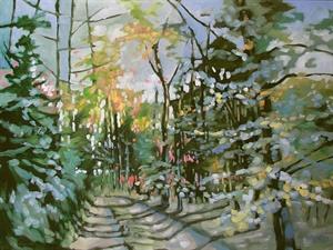 17-19  Woodsy Path