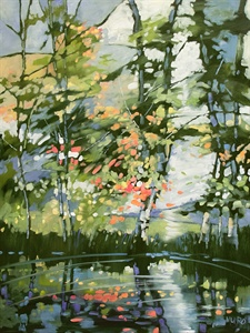 134-19  Pond's Edge 134