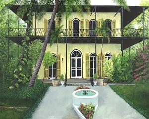 Ernest Hemingways Home Key West