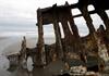 Oregon shipwreck