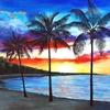 3 Palms Islamorada Sunset