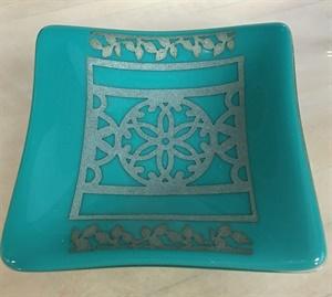 Turqoise Plate